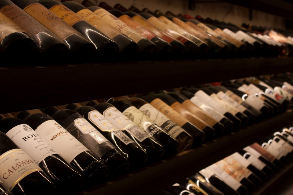 wine aging guide